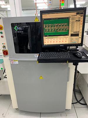 3D Solder Paste Inspection (SPI)