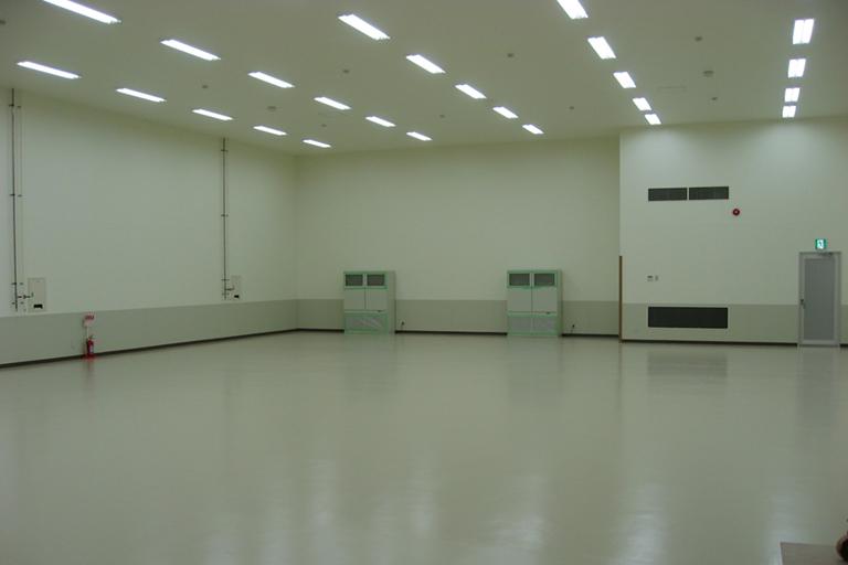 クリーンルーム