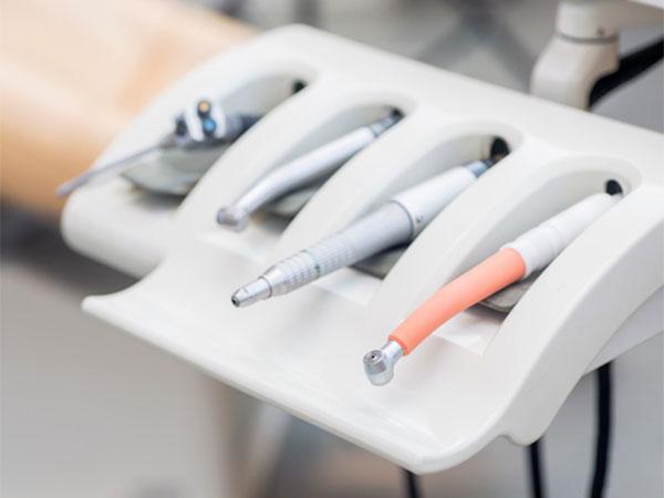 三次元MID医療機器・ヘルスケア関連機器 ハンドピース