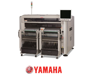 三次元実装技術の取組み ヤマハ発動機株式会社製の三次元実装機を導入