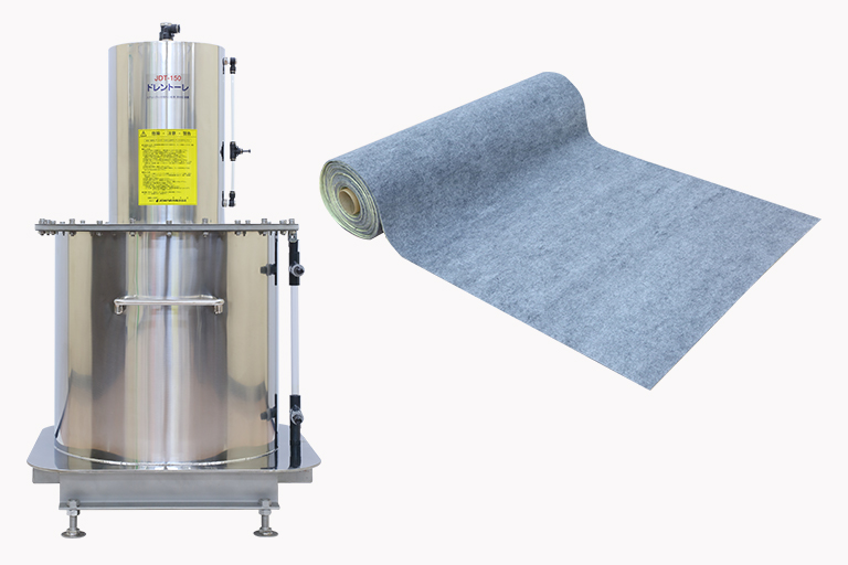 環境改善・生産支援製品の企画・製造・販売