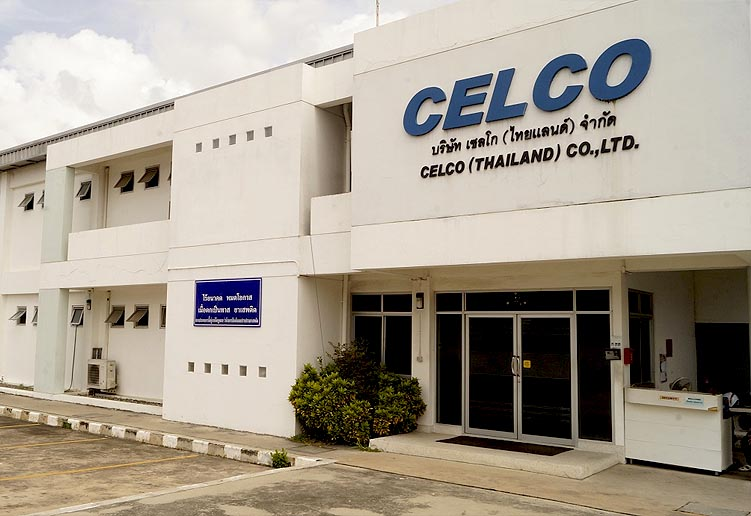 CELCO (THAILAND) CO., LTD.