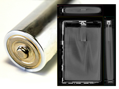 電池製造メーカー様の課題をX線CT装置で解決