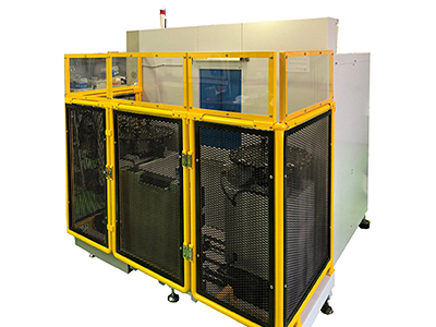 オートサンプラ付全自動X線CT装置外観-(JAMSTEC様2号機)