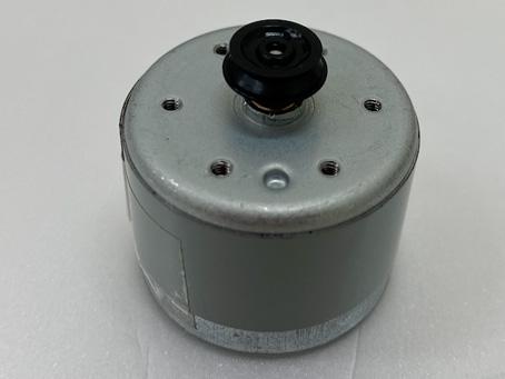 回路付ブラシモーター