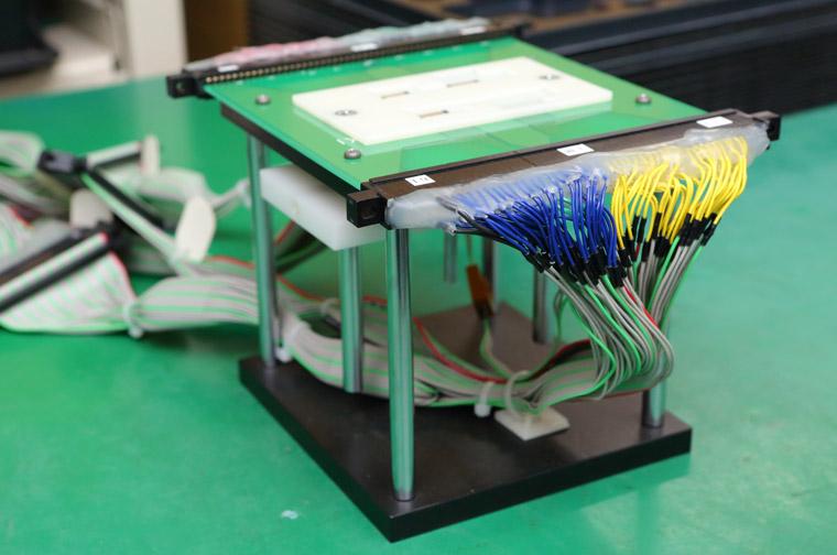 フレキ基板の自動測定チェッカーの製作