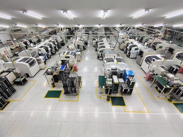 プリント基板実装 生産設備