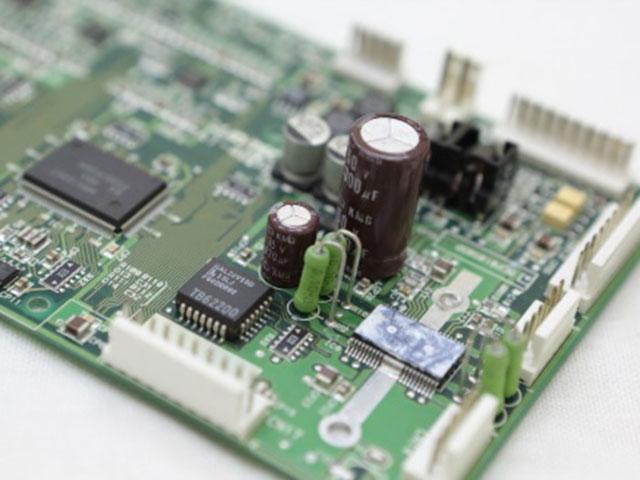 プリント回路基板・プレボックスアセンブリ