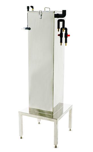 オプション品「処理水確認槽」