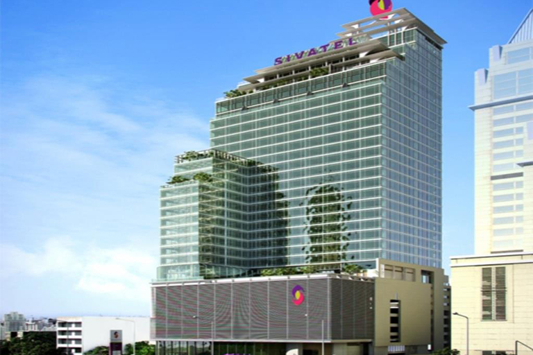 Thai Japan Business Network Manpower Co.,Ltd 社内風景