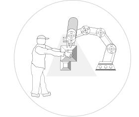 ロボット自動化・量産システム設備