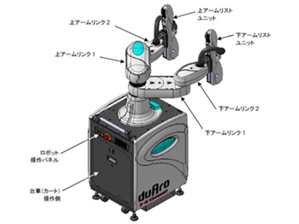 ポンプヘッド組立ロボット