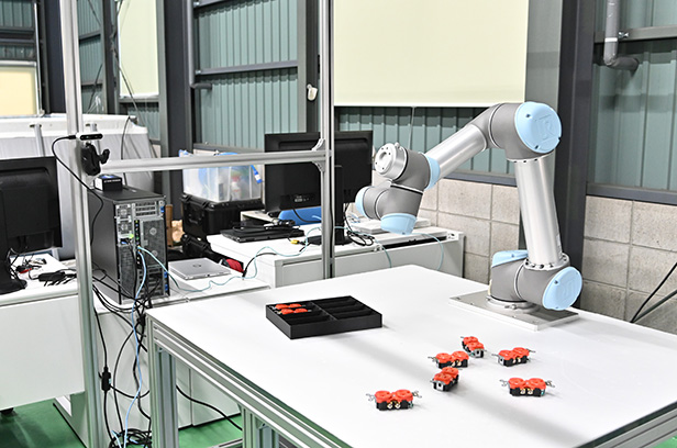 ロボット知能化製品