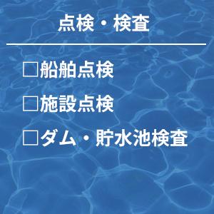 MOGOOL(モグール)の使用例:点検・検査