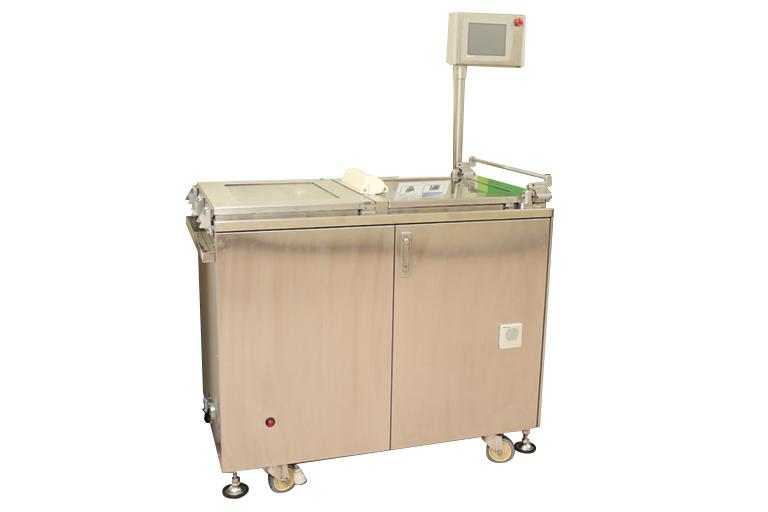 杵臼(錠剤成型金型)洗浄機