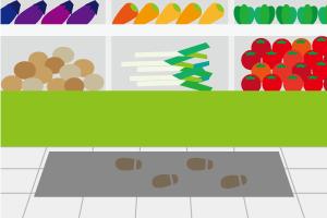 スーパー・飲食店における「アブラトール」の使用場面をご紹介