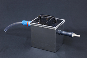 処理水確認槽(小)
