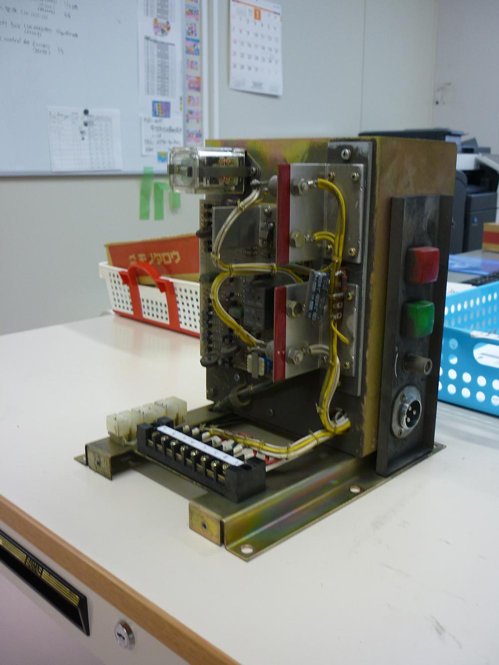 良品機のない機器の修理も再び使用できる状態に