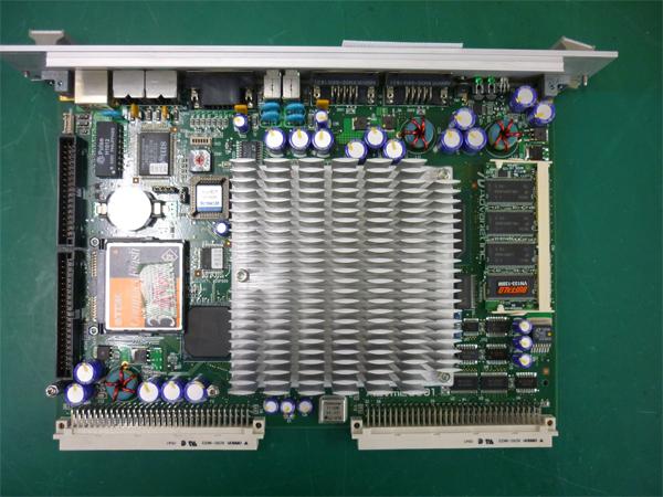 CCTV設備内画像処理装置 CPU基板(Advanet ADVME8001)の修理