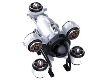 産業用水中ドローン(ROV)「MOGOOL(ベーシックモデル)」 425×330×220