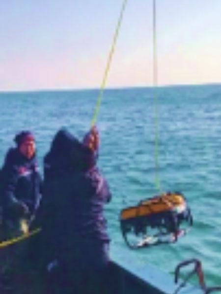 稼働時間の制約なく、最大深度1,000mまで浸水可能