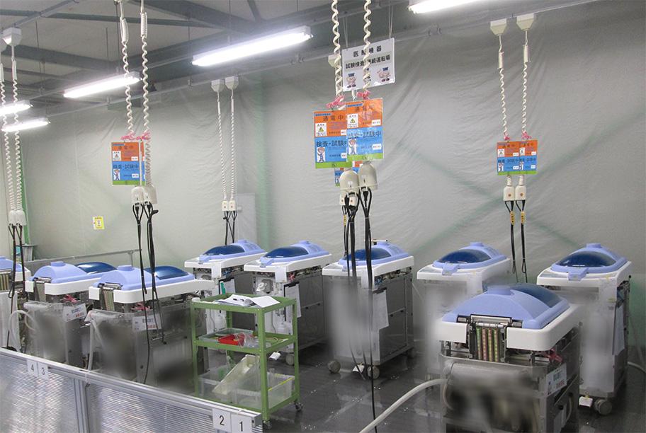 医療機器の受託製造