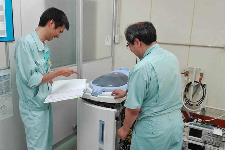 製造を意識した医療・ヘルスケア機器の商品開発を実現