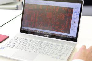 オプト製品のCOBサイド電極の設計変更