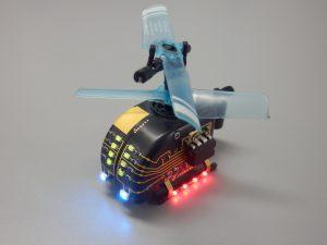 3D-MID(三次元射出成型回路)製品の3D実装をJOHNAN株式会社が担当
