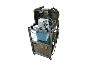 PCセパレーターデモ機(連続固液分離装置)